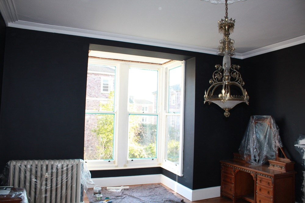 Master Bedroom in Clifton